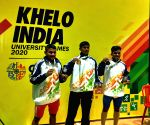 KIUG: Odisha's HPC produces another medal-winner in lifting