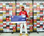 File Photo: KL Rahul captain of Kings XI Punjab is man of the match and Gamechanger of the match during match 6 of season 13 of the Dream 11 Indian Premier League