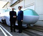 Kobe (Japan): PM Modi visits Kawasaki Heavy Industries Plant in Hyogo