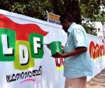 Kerala's ruling LDF calls for 'hartal' on Monday for Bharat Bandh