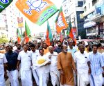 UDF sweeps away Left in Kerala whitewash, BJP draws blank again