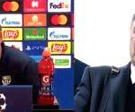 Koeman admits to pressure, Ancelotti says nerves natural ahead of Clasico