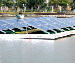 Solar power plant inaugurated at New Town