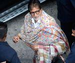 Amitabh Bachchan in Kolkata