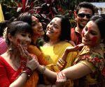 'Holi' - Rituparna, Indrani, Aparajita Adhya