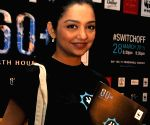 Actress June Maliah during Earth Hour 2015 - press conference