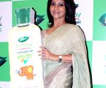 Konkona Sen Sharma at the launch of a baby care product