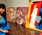 9th Painting Workshop - Wasim Kapoor, Monami Ghosh