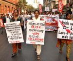 AIDSO protest against WB Govt