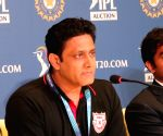 Angry Kumble blames batsmen for Punjab's two-run loss against RR
