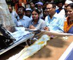 Masudur Rahman Baidya's funeral
