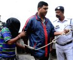 Sajid presented in court