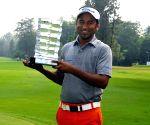 Zamal wins inaugural Bengal Open Golf Championship