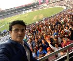 What we saw at Eden is a step forward for Test cricket: Ganguly