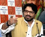 Babul Supriyo replies to EC notice on song release