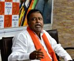 Mamata's offer to resign a lie, drama: BJP's Mukul Roy