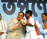 Bengal in grip of jungle raj, state terrorism: Nadda
