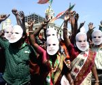 Mood euphoric at Modi's Brigade rally