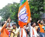 BJP gaining big in Bengal: Leads in 17 seats, Trinamool in 24