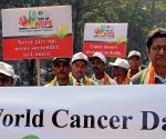 World Cancer Day - awareness rally