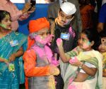 Children during a programme