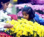 Children visit Agri Horticultural Garden