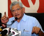 Trump's claim about Kashmir disturbing, damaging for India: Yechury