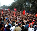CPI(M) march towards Nabanno