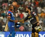 Dhawan masterclass helps DC do a double on KKR