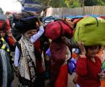 Gangasagar: Lakhs take holy dip on Makar Sankranti