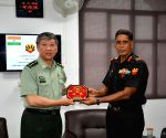 Chinese army delegation visits Eastern Command HQ