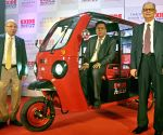 Exide Industries forays into manufacturing of e-rickshaws