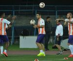 FC Pune City - practice session