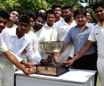 Chandi Ganguly Memorial Trophy - inauguration