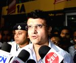 Banerjee's achievement bigger and terrific: Ganguly