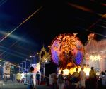 Environment to NRC highlights of Kolkata Durga carnival