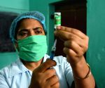 Assam to vaccinate three lakh people daily from Monday