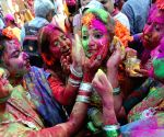 Dol Jatra/Holi celebrated with gaiety in West Bengal