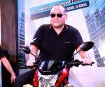 Honda CB Unicorn 160 - launch