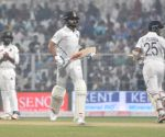 Kohli, Pujara stand tall after Ishant wreaks havoc with five-for