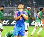 Couldn't deliver performance to match Salt Lake atmosphere: Chhetri