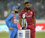 Ind-WI T20I: Kohli elects to bowl first in Hyderabad