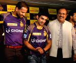 Kolkata Knight Riders during a programme