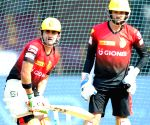 Practice session - KKR