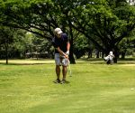 Jacques Kallis, Venky Mysore, Ryan ten Doeschate enjoy Golf at RCGC