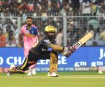 Captain Karthik hits 97 as KKR post 175/6 against RR