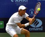 Emami Kolkata Open 2015- ATP Challenger - Yuki Bhambri Vs Radu Albot