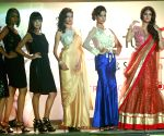 Models at the launch of a salon