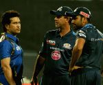 MI team icon Sachin Tendulkar