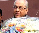 Jagmohan Dalmiya during Mayor's Cup prize distribution ceremony